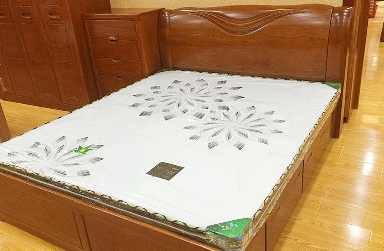 实木床定制
