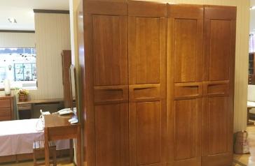 实木衣柜怎么卖